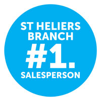 Kelly Midwood - No 1 in St Heliers branch