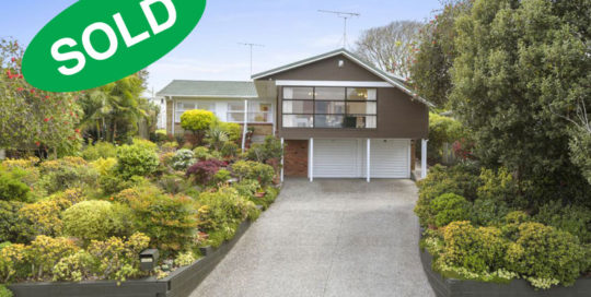 10 Wendover Road, Glendowie, Auckland - sold by Kelly Midwood