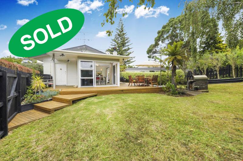 19 Washington Avenue, Glendowie, Auckland - sold by Kelly Midwood