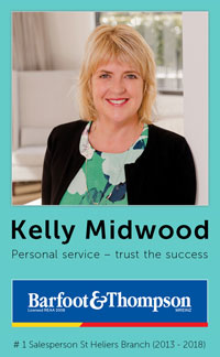 Kelly Midwood - Personal service - trust the success