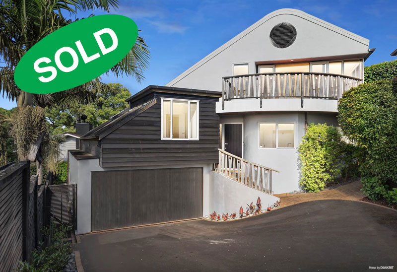 7A MAXINE PLACE, ST HELIERS, AUCKLAND - Sold by Kelly Midwood