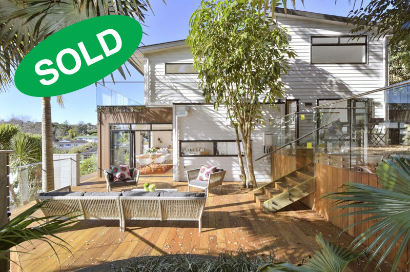 22 Hampton Drive, St Heliers, Auckland - sold by Kelly Midwood